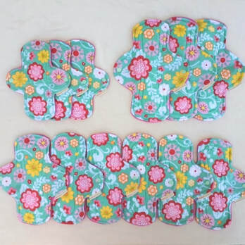 Cloth pad pack